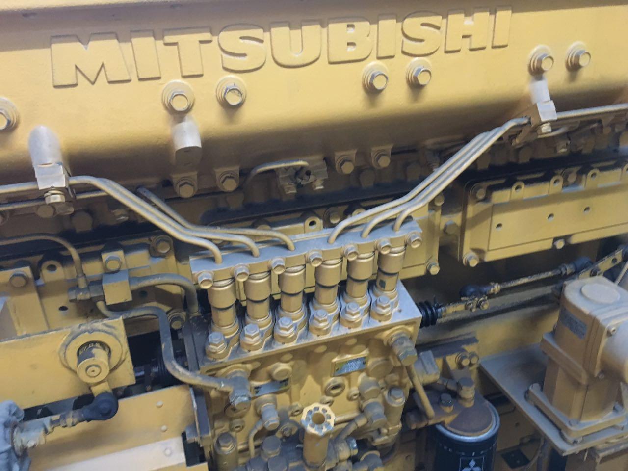 used 280kw Mitsubishi dg set for sale