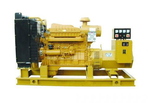 Grupo gerador a diesel 450kw da Shanghai Diesel Engine Corporation