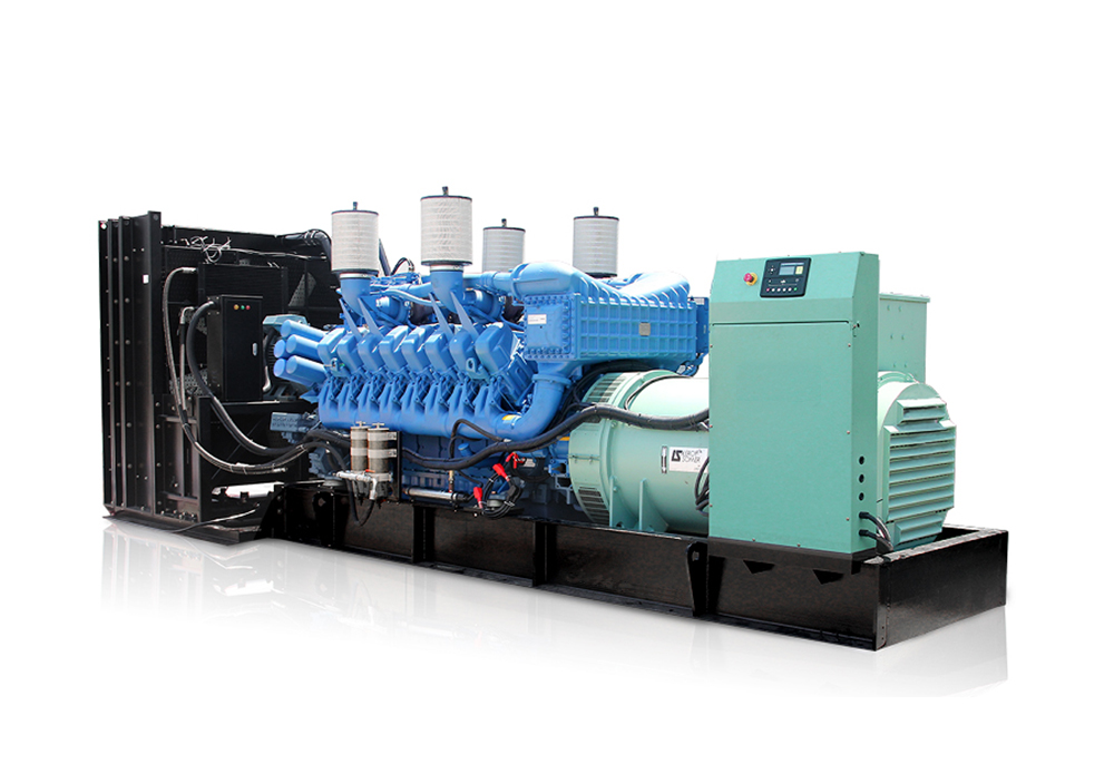 China gas power engine generator set manufacturer, supplier